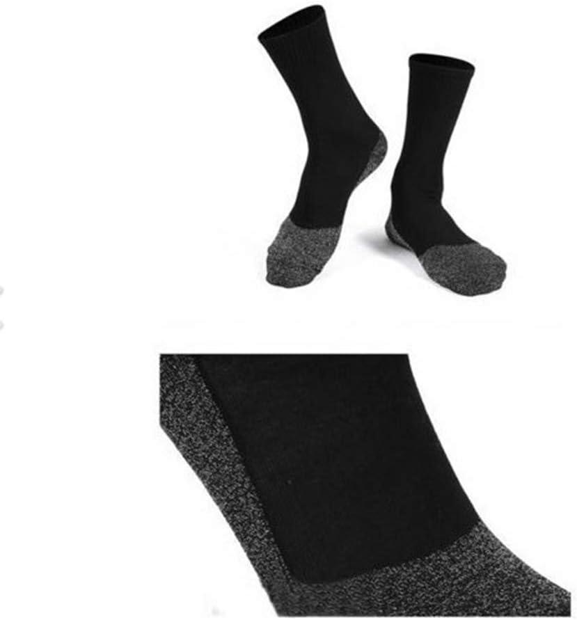 Frolada Chaussettes De Sport Chauffe-Bottes en Plein Air Hiver Unisexe Travail Thermique Garde De Chaleur Randonn/ée Ski