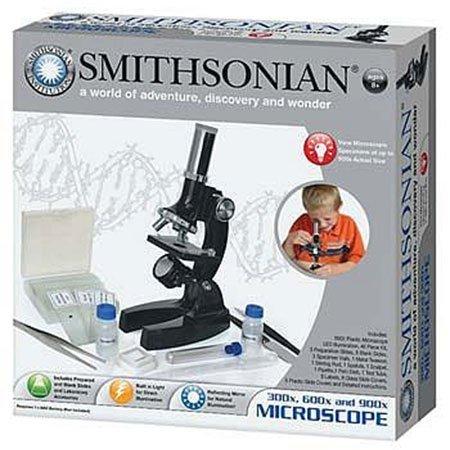 Smithsonian 900x Microscope (NSI 150x/450x/900x Microscope Kit by Smithsonian)