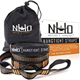 Your search for the best hammock straps is finally over. When you purchase from us today, here's what you can look forward to... HangTight Straps are the best straps because of how easy and versatile they are to use. They will work perfectly with you...
