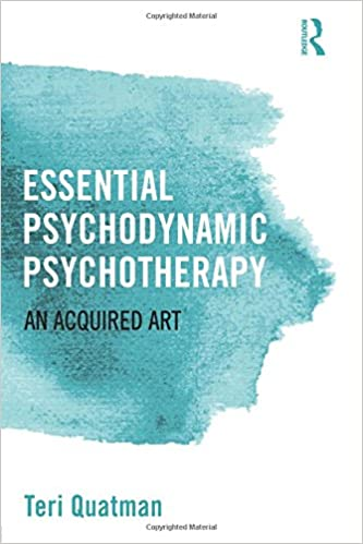 amazon com essential psychodynamic psychotherapy an acquired art