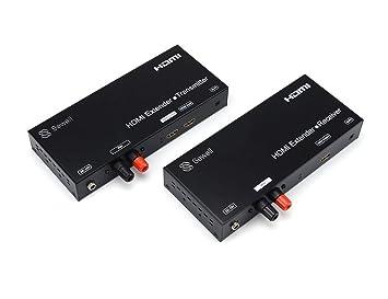 HD-Link HL24, HDMI sobre cualquier 2 cables conductores, 2 mi.