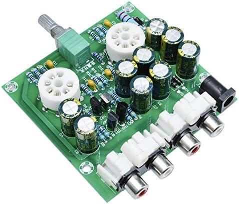 TOOGOO El Más Nuevo Amplificador Preamplificador de Tubo 6J1 ...