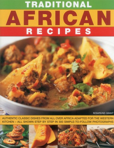 Cookbooks list the best selling african cookbooks for Authentic african cuisine