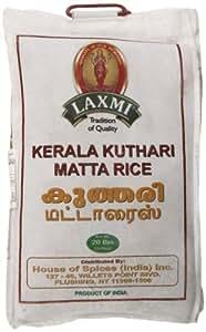 Amazon.com : Laxmi All-Natural Kerala Kuthara Matta Rice