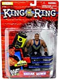 WWF King of the Ring D'lo Brown Break Down in your house action figure