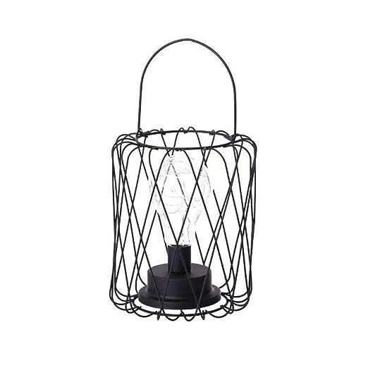 Dream-cool Jaula de lámpara de protección de Bombilla de Metal ...