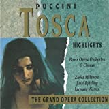 img - for Puccini: Tosca - Highlights book / textbook / text book