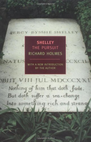 Shelley: The Pursuit (New York Review Books)