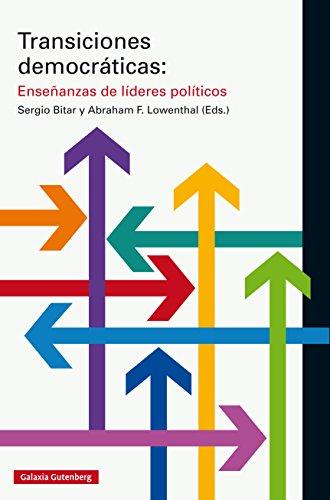 Amazon.com: Transiciones democráticas (Rústica) (Spanish ...