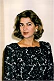 Vintage photo of Princess Cristina of Spain