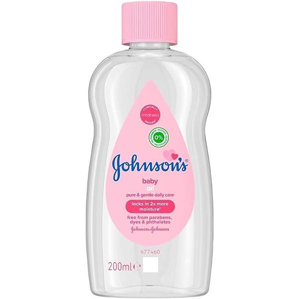 Johnsons Baby Oil by Johnsons: Amazon.es: Salud y cuidado personal