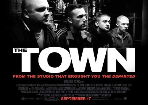 The Town Poster Movie (30 x 40 Inches - 77cm x 102cm) Ben Affleck Blake Lively Jon Hamm Jeremy Renner Chris - Blake Style Lively