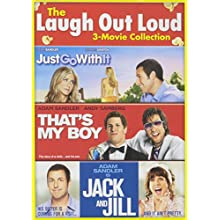 Jack and Jill / Just Go with It / That's My Boy - Vol