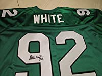 REGGIE WHITE Signed Philadelphia Eagles Jersey -PSA Authenticated #B77896