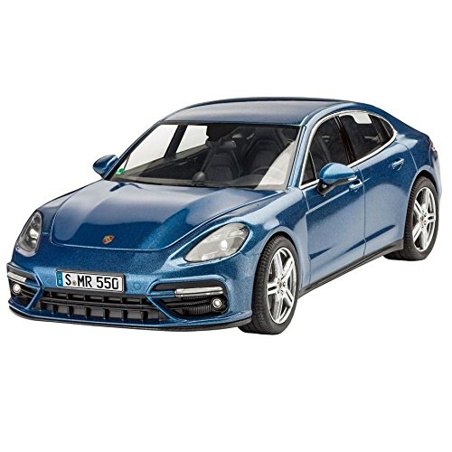 Revell Germany Porsche Panamera Turbo, escala 1/25: Amazon.es: Juguetes y juegos
