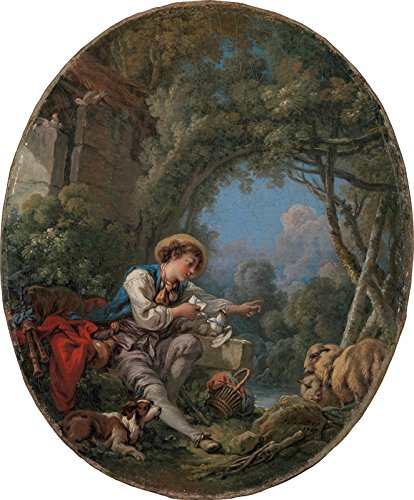 Francois Boucher The Dispatch of The Messenger Metropolitan Museum of Art - New York, NY 30
