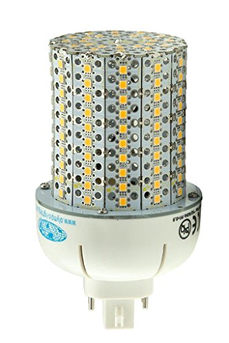 20W CCL LED Bulb 55K G24-4 Pin Plug in Replacement for 42W CFL