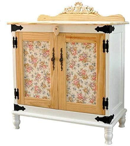 Antique Decorative Vintage Cabinet Corner Guards Protectors Edge Cover Black Pack of 8