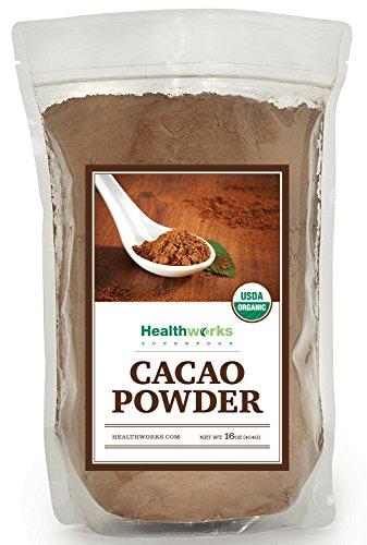 Cacao Powder Organic, 1lb