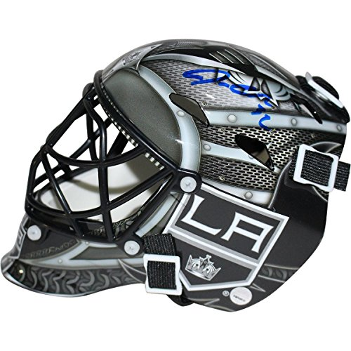 - Steiner Sports NHL Los Angeles Kings Jothan Quick Signed Los Angeles Kings Franklin Replica Mini Goalie Maskjothan Quick Signed Los Angeles Kings Franklin Replica Mini Goalie Mask