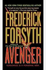 Avenger: A Thriller Kindle Edition