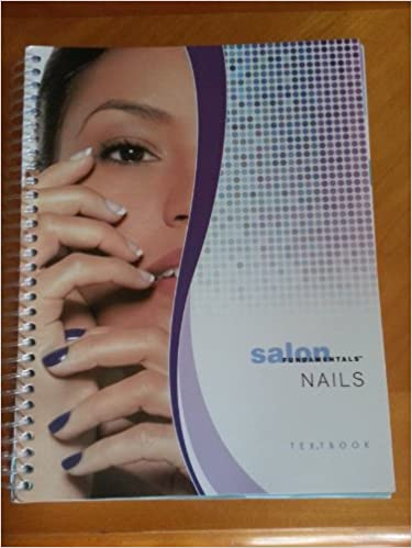 Salon Fundamentals Nails Textbook by Amazon