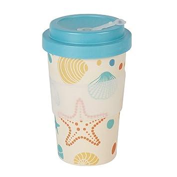 Bamboo Cup To Go Becher Bambus Becher Meer Design Becher Mit