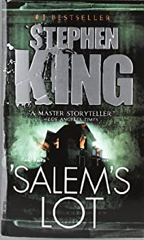 'Salem's Lot 0671039741 Book Cover