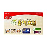 Lotte e-life Natural Pulp Cooking & Baking Paper Sheets-26.7cm x 30 sheets