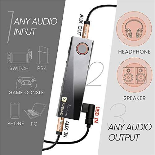 Buy soundcard for music listening