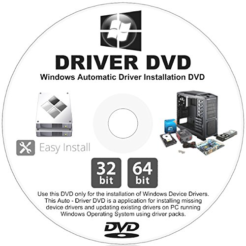 Drivers Recovery Restore for Gateway Laptop and Desktop P...