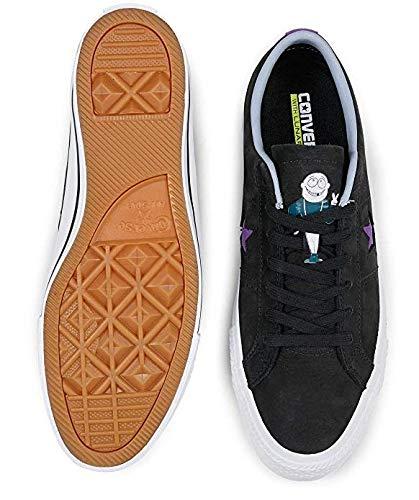 Converse x Dinosaur Jr. One Star Suede Leather Sneaker (9.5 D(M) US ... 4435a2c2d