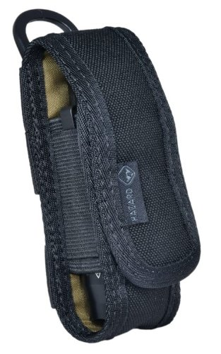Hazard 4 Mil-Koala Multi-Tool/Flashlight/Pistol Mag Pouch with Molle, Black