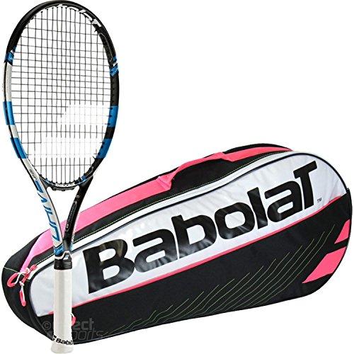 Babolat Pure Drive 26 Inch Junior Tennis Racquet (Blue/Bl...