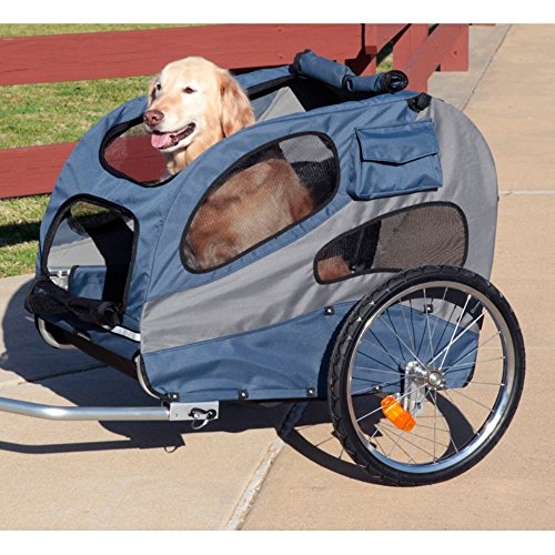 Solvite Solvit HoundAbout Pet Bicycle Trailer