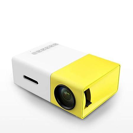 YTDDD Mini proyector, microproyector portátil, Carga de Treasure ...
