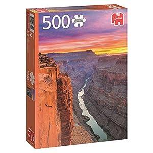Jumbo 618399 Puzzle Grand Canyon Stati Uniti