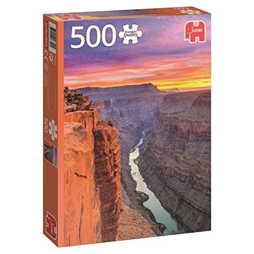 (Jumbo Grand Canyon USA Jigsaw Puzzle (500 Piece))
