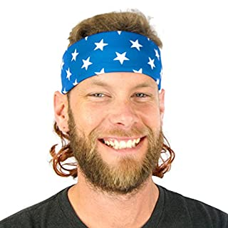 Freedom Mullets Headband Wig - Shoot for The Stars