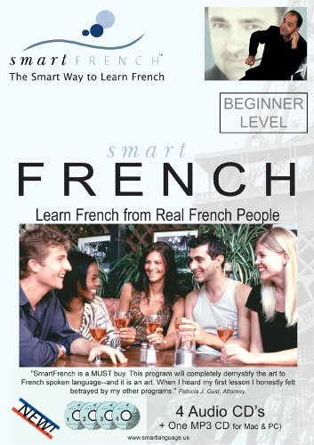SmartFrench: Beginner Level - Learn French from Real French People by SmartFrench