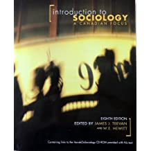Introduction to Sociology A Canadian Focus Eighth Edition
