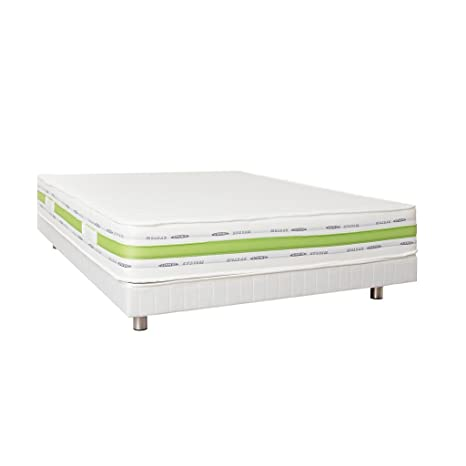 Ensemble Literie Bio Latex 160x200 Matelas Sommier Amazon Fr