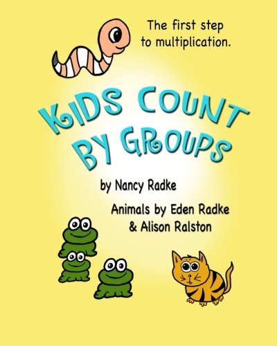 Kids Count by Groups PDF