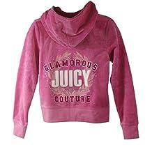Juicy Couture Girls Glamorous Monogram. T-shirt or Hoodie.