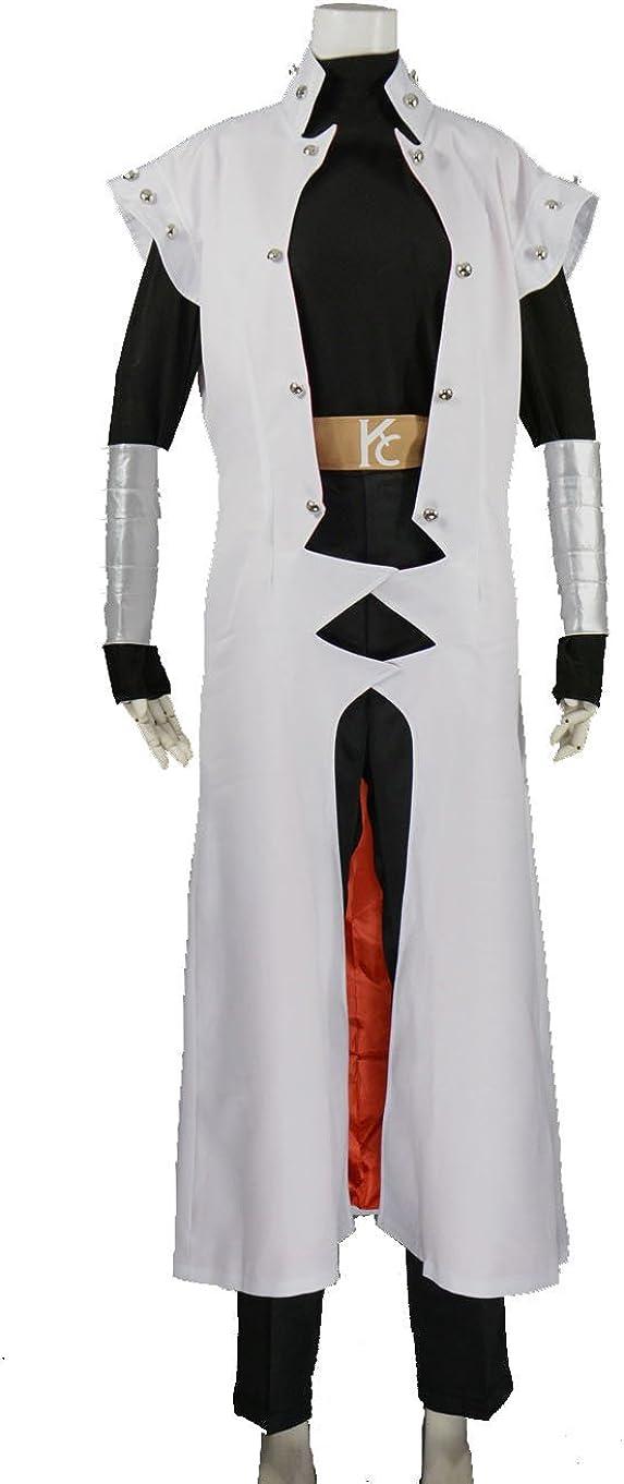 Seto Kaiba Cosplay Costume Custom Any Size Yu-Gi-Oh