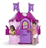 ECR4Kids Junior Princess Palace Playhouse, Pink