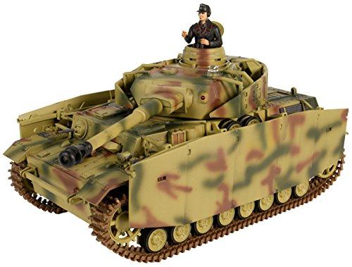 1/24 2.4GHz battle tank series German Pz.Kpfw.IV Ausf. H with Schurzen