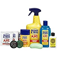 Scent-A-Way Max Kit (10 Piece)
