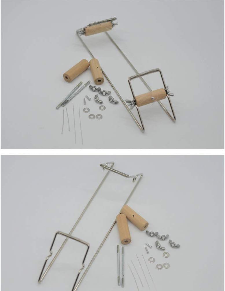 Healifty Bead Loom Kit DIY Craft Jewelry Making Loom for Necklace Bracelet