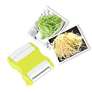 New 2 in 1 Cooking Tools Peeler Grater Potato Slicer Cutter Fruit Vegetable Tools Apple Household Kitchen Accessories Gadgets